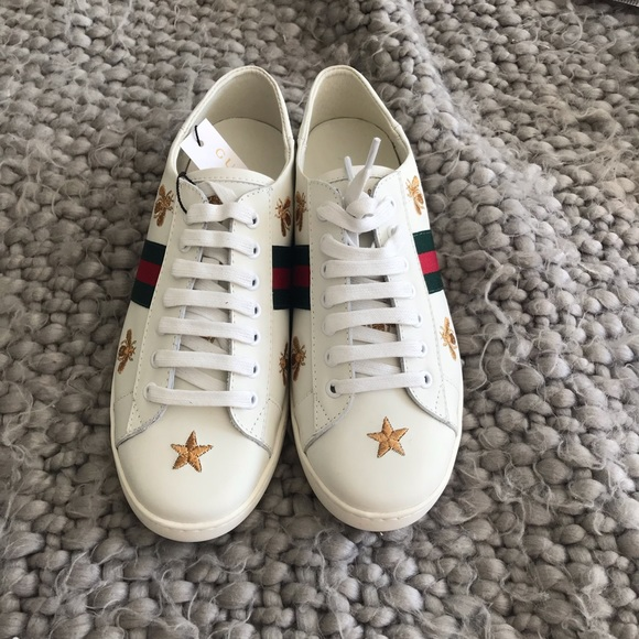 Gucci Shoes | Gucci Ace Collapsible